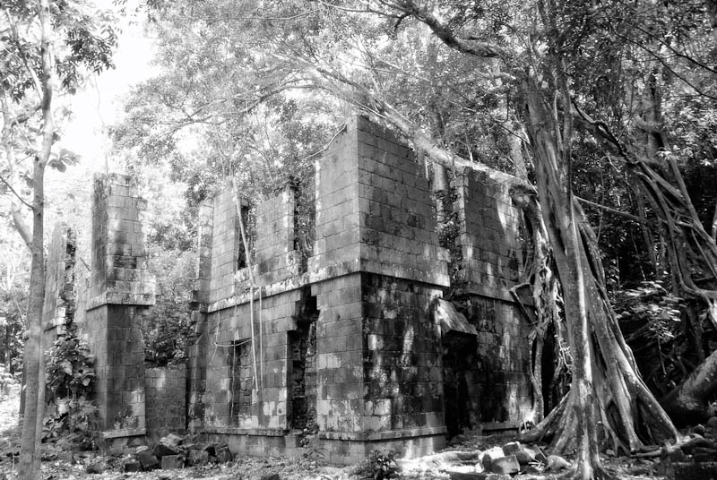 Ruins of Cabrits, Dominica