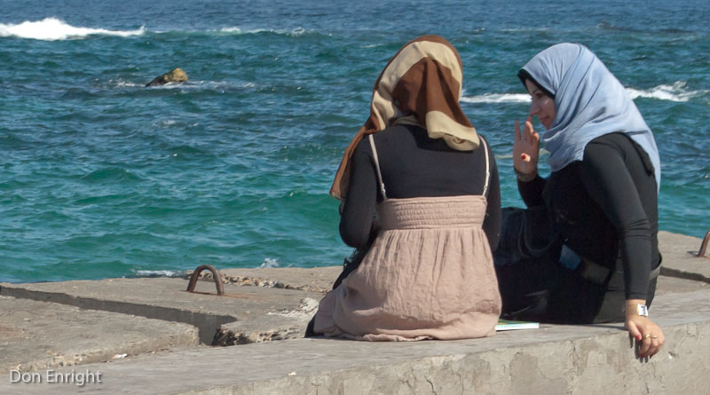 Women of Alexandria.