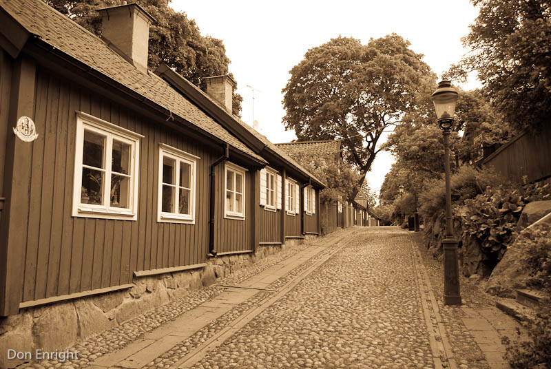 This row dates back to the 1730s.