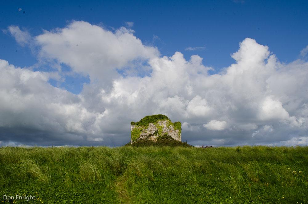 Ruined chapel, Carrigafoyle