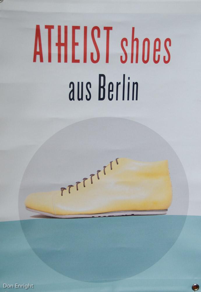 Shoe store, Berlin