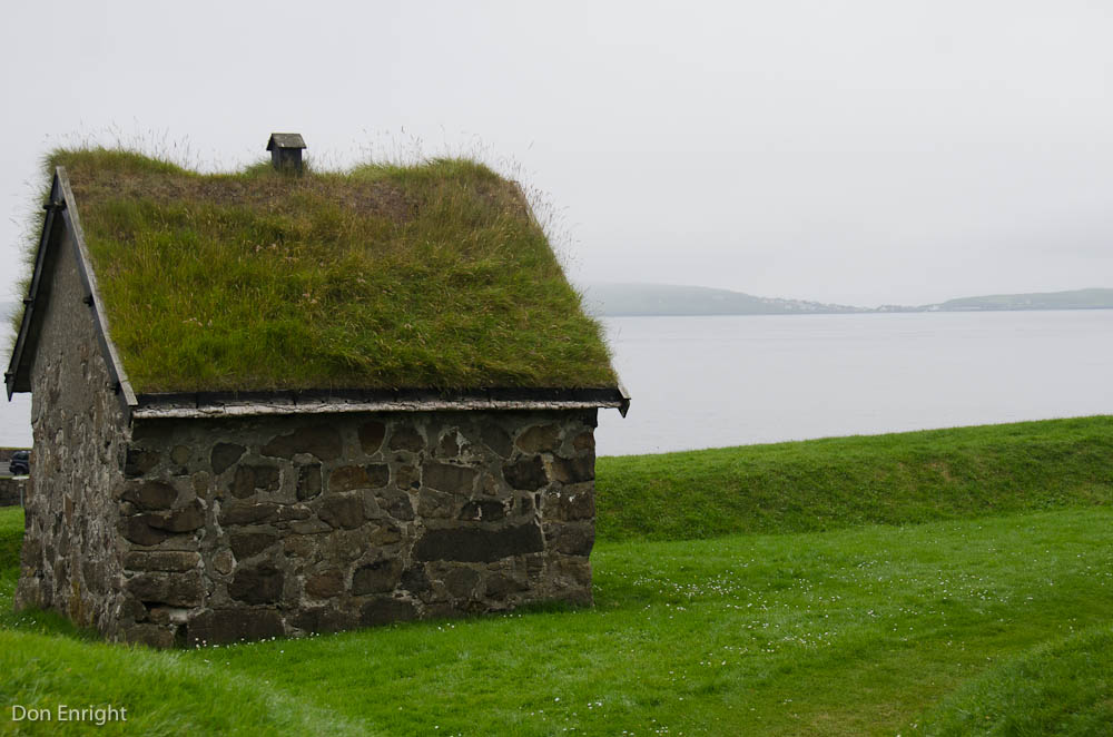 stone house, Torshavn