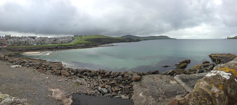 The Knab, Shetland