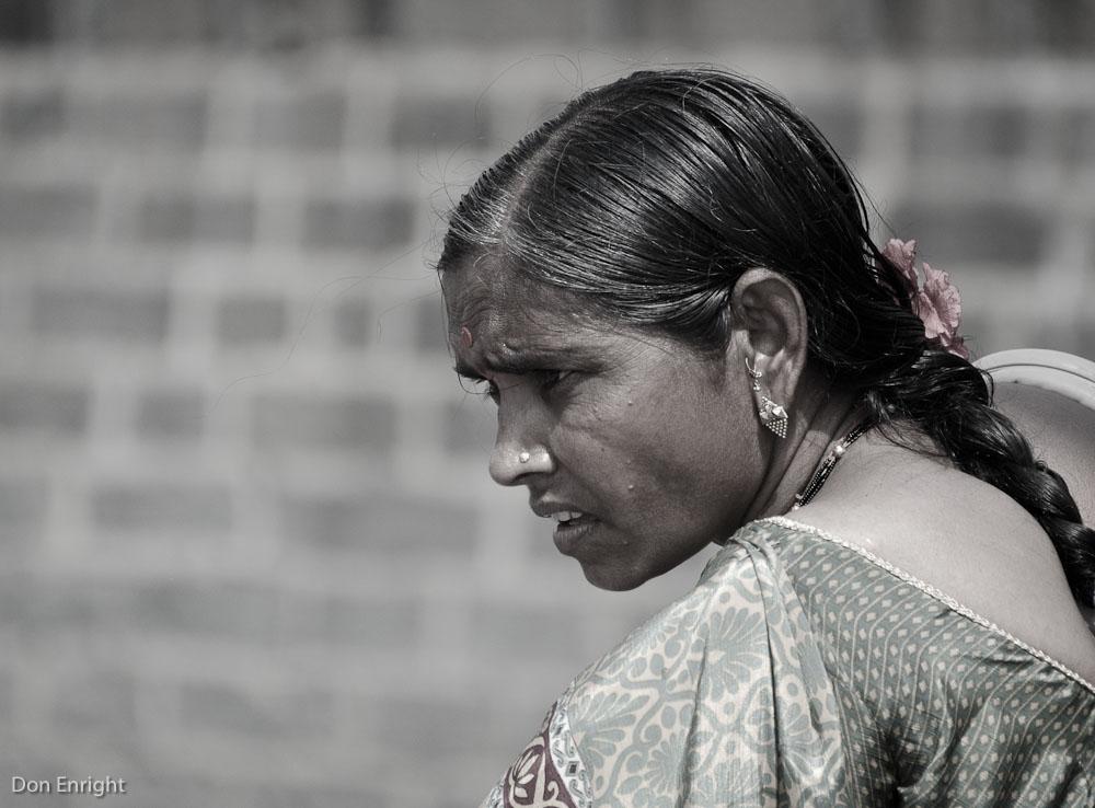 woman of mumbai