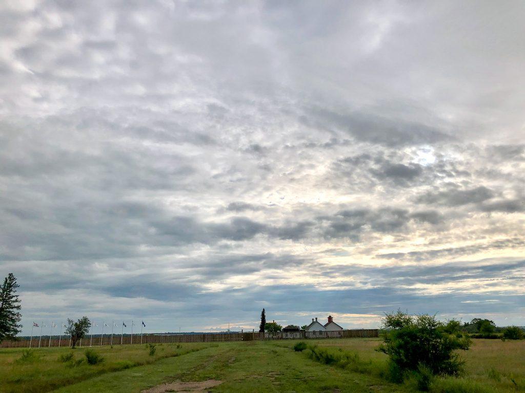 Fort Battleford Saskatchewan