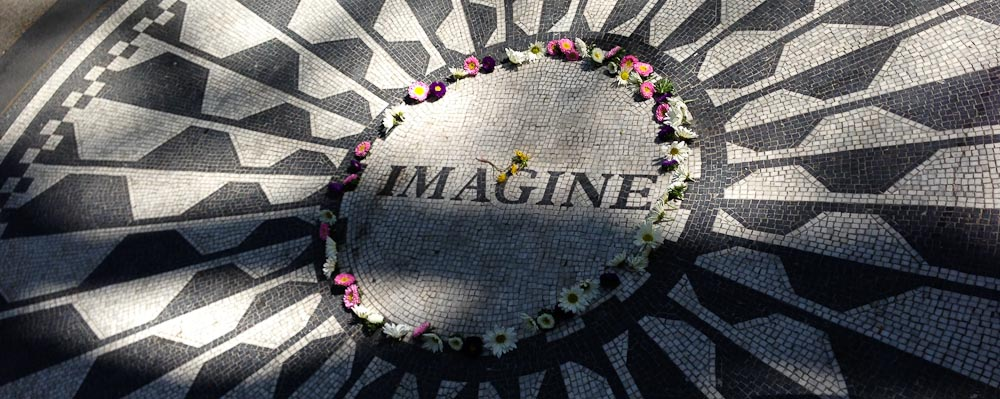 Imagine.
