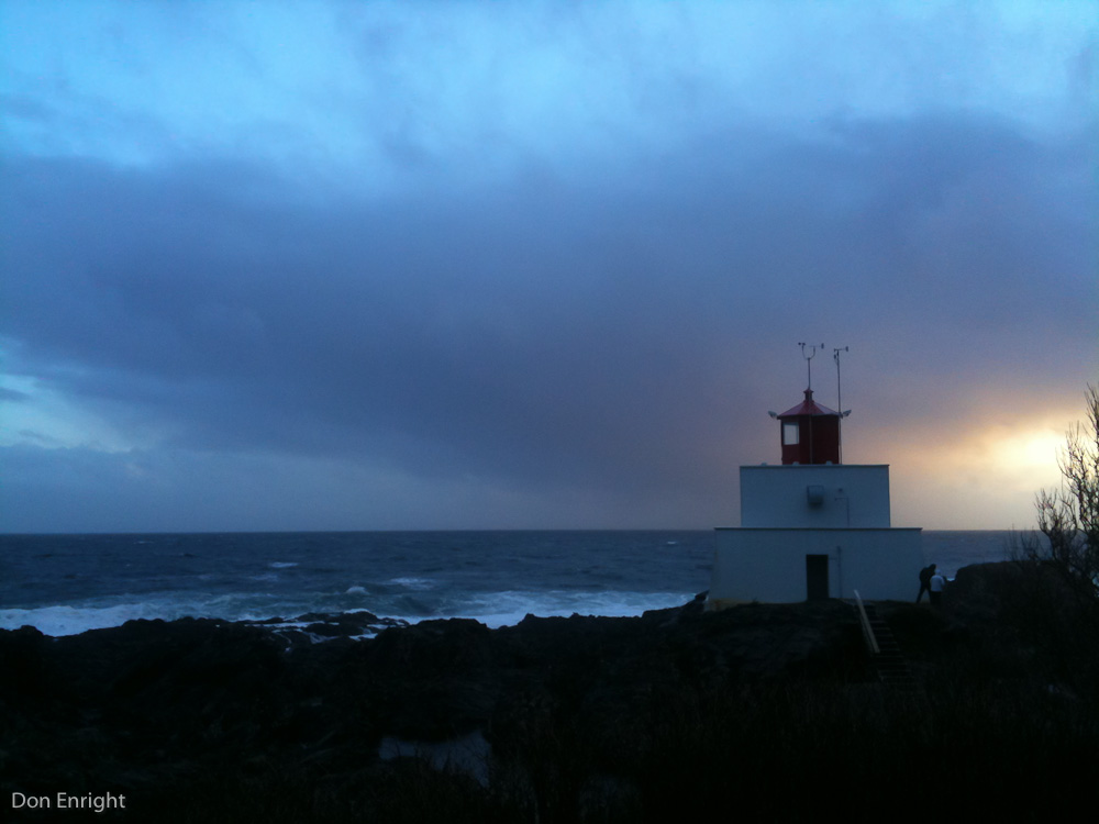 Lighthouse, Ucluelet