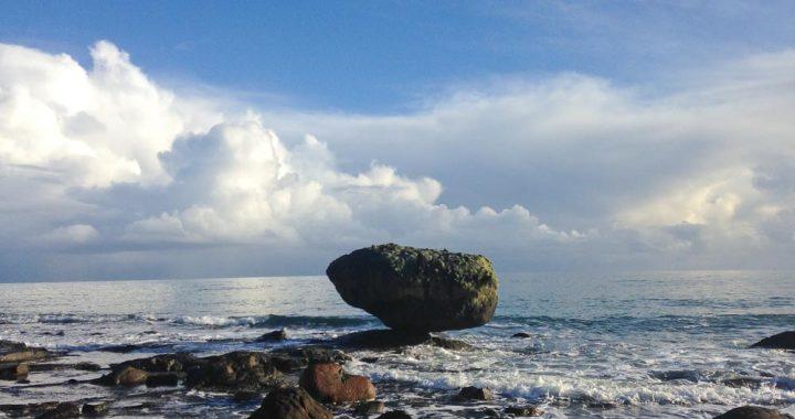 Haida Gwaii, rock